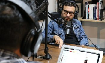 Entrevista con el director de Museo, Alonso Ruizpalacios. FICM 2018.