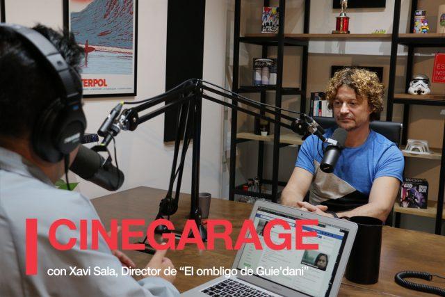 Entrevista con el director de El ombligo de Guie Cinegarage