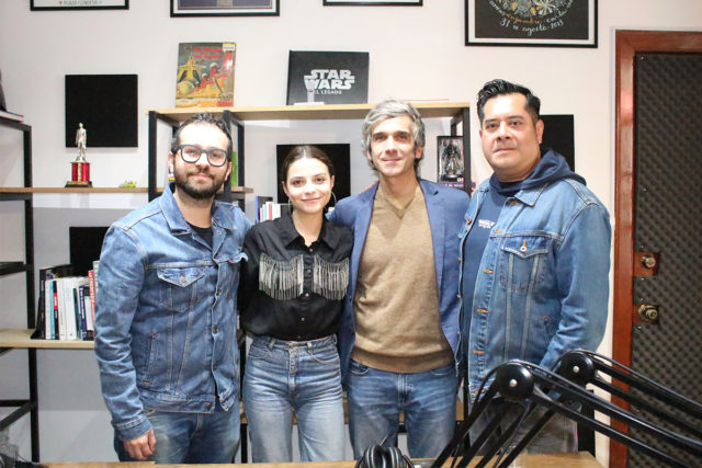 Diablero entrevista Cinegarage