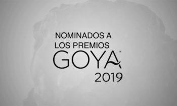 Nominados premios Goya 2019