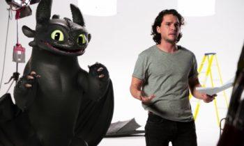 Cómo entrenar a tu dragón 3, avance