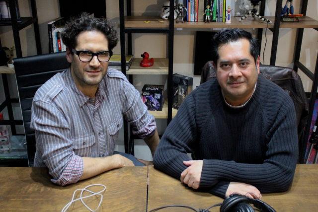 Clímax con Mauricio Valle Cinegarage