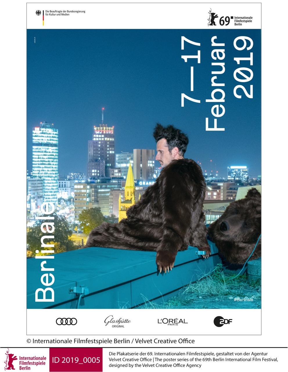 Poster Post Berlín 2019 Cinegarage