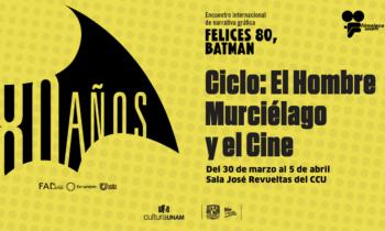 Ciclo El Hombre Murciélago y el Cine