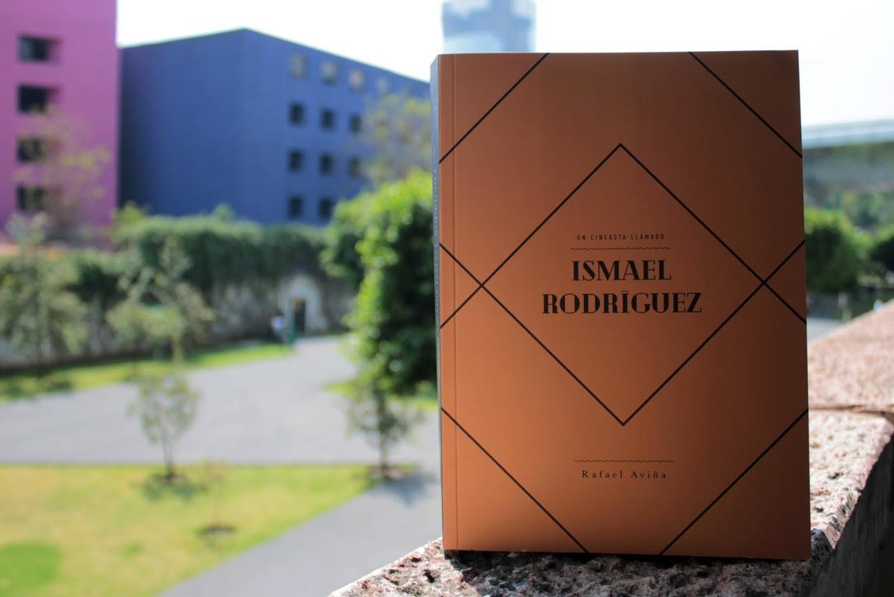 Libro sobre Ismael Rodríguez Cinegarage