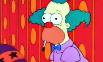 Joker, el avance con Krusty el payaso