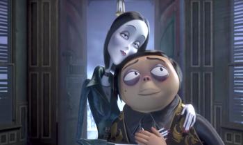 La familia Addams, avance