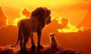 El rey león, avance oficial