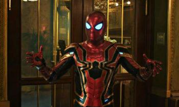Spider-Man: lejos de casa, avance 2