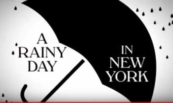 A Rainy Day in New York, avance