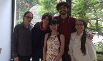 NNCM: Los estudiantes de animación becados por Guillermo del Toro. Con Brittmarie Hidalgo.
