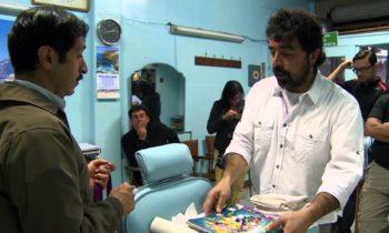 NNCM: El peluquero romántico. Habla su director Iván Ávila Dueñas.