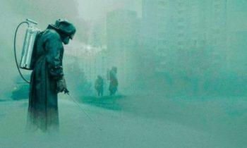 Retrovisor: Chernobyl, la serie, con Erick Estrada, Édgar Vergara y Rey Rodríguez.