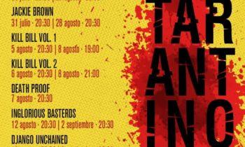 Retrospectiva de Tarantino en Cinemanía.