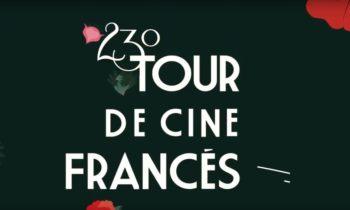 Cineminuto del 23 Tour de Cine Francés.