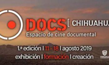Primera edición de Docs Chihuahua. La información.