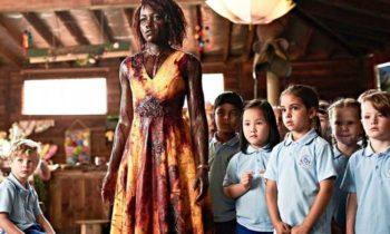 Little Monsters, avance. Película zombi con Lupita Nyong'o.