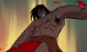Primal, avance. La serie del creador de Samurai Jack.