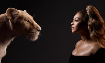 Fotos de las voces en inglés de El rey león.