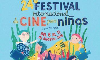 Actividades especiales del Festival Internacional de Cine para Niños.