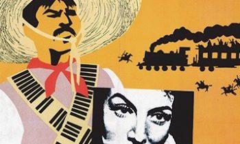 El cine mexicano en el cartel extranjero, exposición.