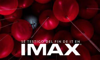 Avance IMAX de Eso: Capítulo 2 como quieres verlo.