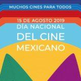 Fierros: Día Nacional del Cine Mexicano 2019. Los detalles que nos llevan hasta septiembre.