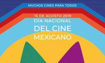 Día Nacional del Cine Mexicano 2019. Las películas que podrán verse.