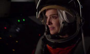 Lucy in the Sky, segundo avance. Natalie Portman en el espacio.