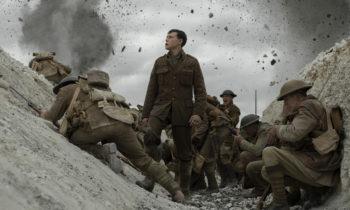 1917, avance. Sam Mendes nos presenta a la 1a Guerra Mundial.