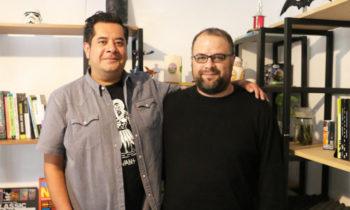 Noches de Julio, entrevista de Erick Estrada a Axel Muñoz Barba. Película de la semana.