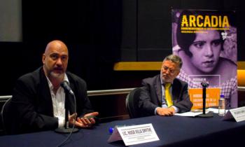 Retrovisor: Arcadia 2019: Cine Rescatado y Restaurado, con Hugo Villa. presentado por Vans