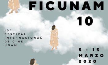 La imagen del FICUNAM 2020.