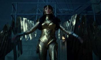 Wonder Woman 1984, avance