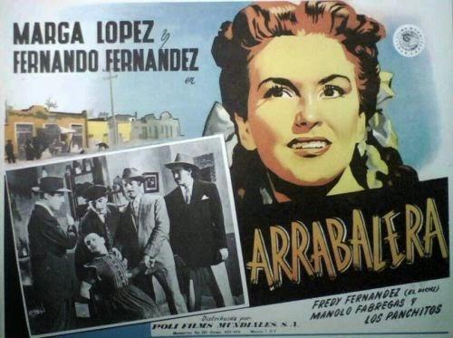 Arrabalera, de Joaquín Pardavé. Vean aquí la película.