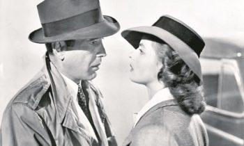 Casablanca. Vean aquí la película.