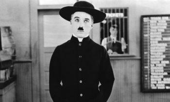 The Pilgrim, de Charlie Chaplin. Vean aquí la película.