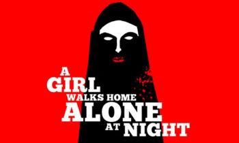 A Girl Walks Home Alone at Night. Vean aquí la película.