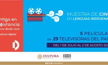Muestra de cine en Lenguas indígenas.