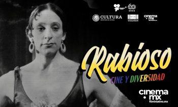 Rabioso, cine y diversidad para el fin de semana del Orgullo LGBTTTI+
