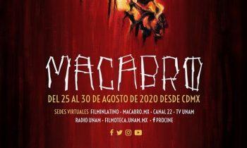 Las películas de Macabro 2020.