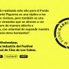 Fondo Fílmico Gabriel Figueroa de #LosCabos9