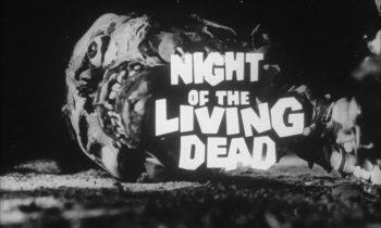 La noche de los muertos vivientes. Vean aquí la película.