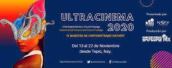 Ultracinema 2020. IV Muestra de cortometrajes Nayarit.