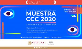 Muestra CCC 2020. Todo por FilminLatino.