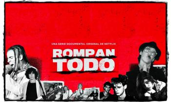Rompan todo: la historia del rock en América Latina. Crítica.