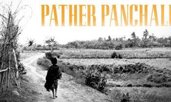 Pater Panchali, vean aquí la película.