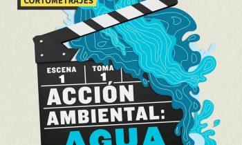 Concurso de cortometraje Acción Ambiental. Convocatoria.
