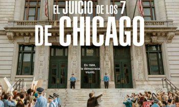 El juicio de los 7 de Chicago gratis. Les decimos dónde verla.