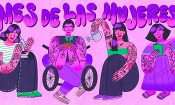 Mes de las mujeres en el Centro Cultural de España. Actividades.